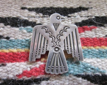 Magnificent Vintage Thunderbird Pin
