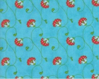 Moda Fabrics - Caravan Roundup - Caravan Roundup - Big Sky 11644 18 - Quilt, Clothing, Crafts