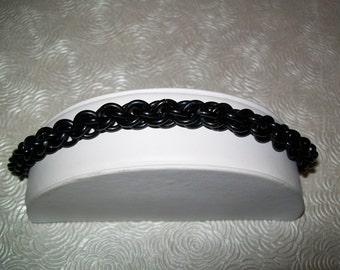 Black JPL Chainmaille Bracelet