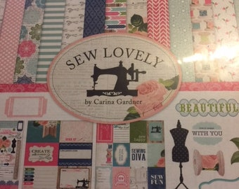 Sew Lovely by Carina Gardner