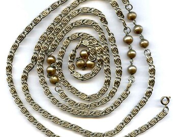 54 inch Necklace