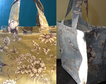 Oil Cloth Lunch Bags