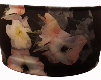 SALE   Ghost Floral Headband -crossfit,yoga,exercise,running,exercise, workout