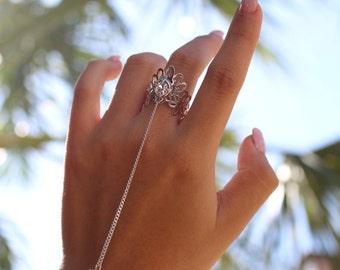 Ring Bracelet/ Slave Bracelet