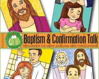 BAPTISM & CONFIRMATION TALK - Downloadable File