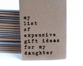 Father's Day; Dad gift / For dad. Funny notebook; Funny Father's Day gift; Gift for dad; Moleskine journal; Stationery.
