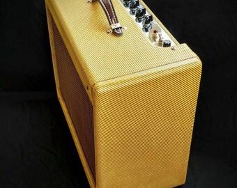 5f11 Tweed Vibrolux clone - Guitar Amp