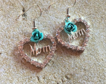 Mother's Day Gift, Mother's Day Earrings, Mother's Day Jewelry, Gift For Her, Gift Idea's, Mother's Day
