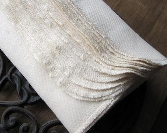 Reusable Organic Unpaper Towels - Unbleached, Eco-friendly - Set of 18