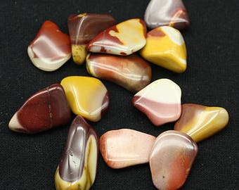 ONE Bag of Mookaite Jasper, Australia - Mineral Specimens/Gemstones for Sale