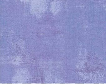 Grunge Basics in Sweet Lavendar- by Basic Grey for Moda -- 1/2 YD