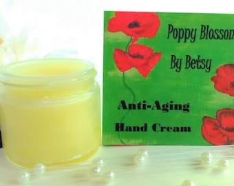 Organic ANTI-AGING Hand Cream