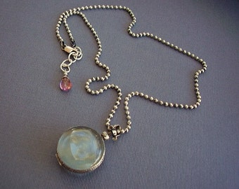 Memento Locket Necklace