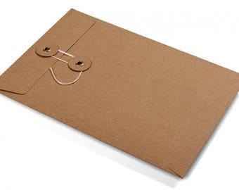 1 envelope closure Japanese 114 x 162