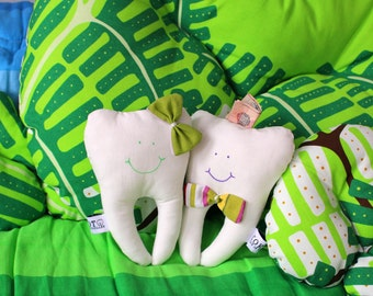 Baby Tooth Fairy Pillow