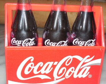 Coca Cola Refrigerator Magnet Set from 1993-Coke Magnet, Coca Cola Collectible Memorabilia