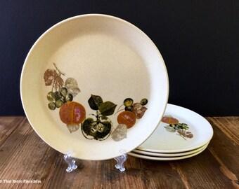 Johnson of Australia dinner plates, set of four