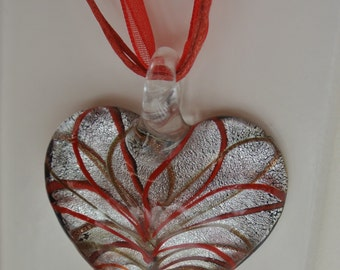 Be My Valentine Heart pendant