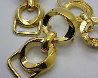 beautiful 10 parts brass 70 mm x 30 mm cabochon bags