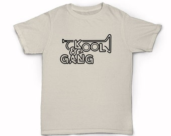 Kool & The Gang T-shirt -  Celebration Fresh - Get Down On It - Ladies Night Jungle Boogie