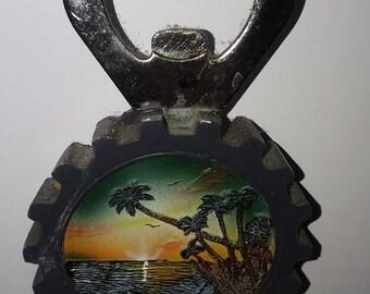 Bottle opener vintage magnet -vintage magnets- vintage magnet- kitchen magnets- refrigerator magnets- kitchen decor- vintage kitchen