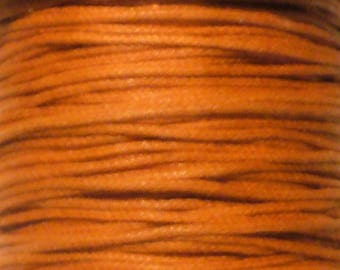 0.5 mm (meter) ACFI11 purple orange 1 M Fil waxed cotton
