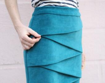 Jade Skirt - PDF sewing pattern