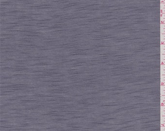 Pewter Grey Jersey Knit, Fabric By The Yard