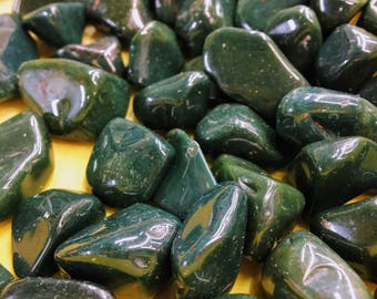 Extra QualityTumbled Bloodstone sold in sets of 5-20