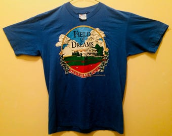 Field of Dreams/ Official Vintage T-Shirt 1980's