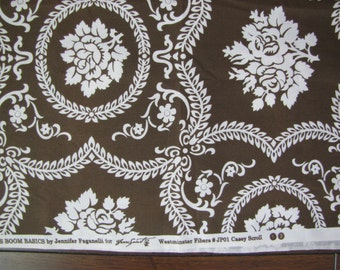destash Casey Scroll brown Jennifer Paganelli