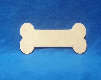 Dog Bone, Wood Dog Bone, Dog Bone Hanging