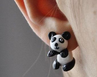 Panda Earrings - Gifts for her
