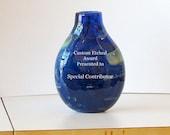 Custom Award with Etching...