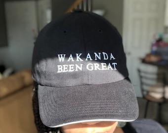 BEEN GREAT hat