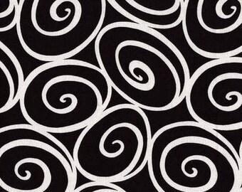 Mini patchwork fabric coupon spiral 54cmx22 cm
