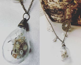 Seventh chakra Necklace