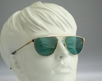 Sferoflex 821, Vintage aviator sunglasses, 80s Rare and unique / NOS