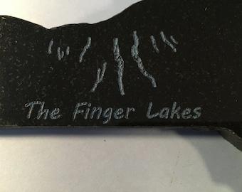 NY with Finger Lakes