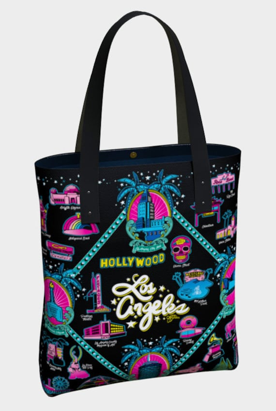 Welcome to Los Angeles! Premium Tote Bag