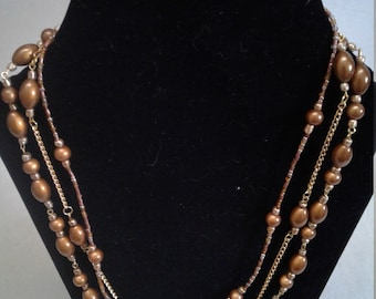 miracle necklace gold