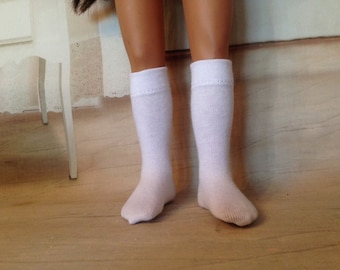 Choice of Knee Socks for Hearts for Hearts H4H Doll: 30 colors available!