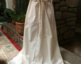 Long Adjustable Costume Skirt, Renaissance