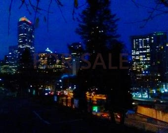 Downtown Seattle - Arcana Sphere