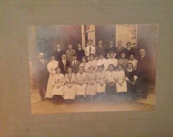 Class Photo Circa 1910