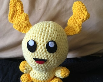 Pocket Amigurumi, Stuffed Doll