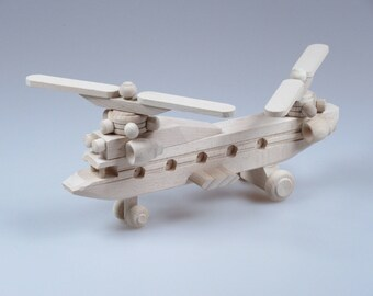 Wooden Chopper Toy