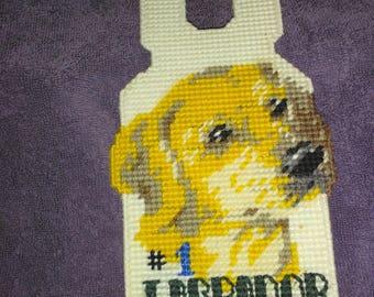 Labrador Retriever Door Hanger