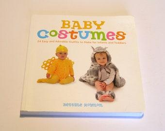 Baby Costumes by Bettine Roynon Pattern Book Halloween Costumes