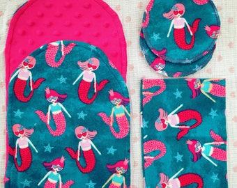 Princess Mermaids Nursing Mama Kit